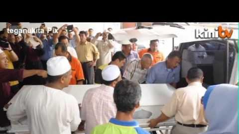 BN's 'compulsory health checks' questioned after T'ganu rep's death