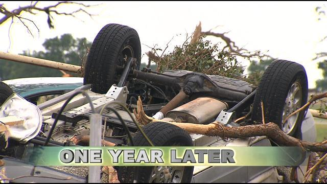 1 Year Since North Texas Tornado Outbreak