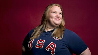 Mangold ahead of schedule in Olympic lifting