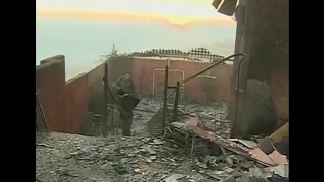 Valparaiso far from paradise following deadly fire