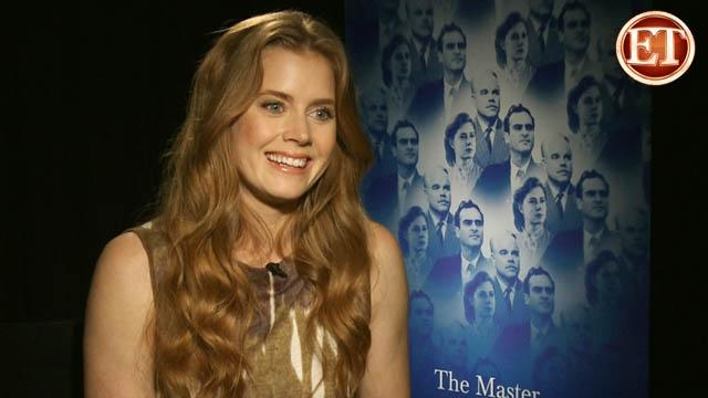 Amy Adams on Working on 'The Master'