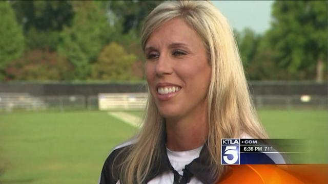 Sarah Thomas May Become 1st Full-Time NFL Referee