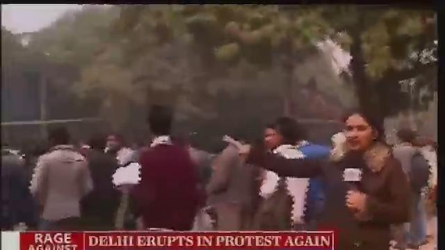 Delhi gangrape: India Gate sealed, but protests continue Part-1