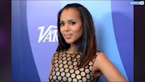 "Kerry Washington's First Post-Baby Interview: Scandal Star Feels ""Really Blessed"" To Be A Mom"