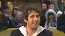 Is Josh Groban A 'Hopeless Romantic'?