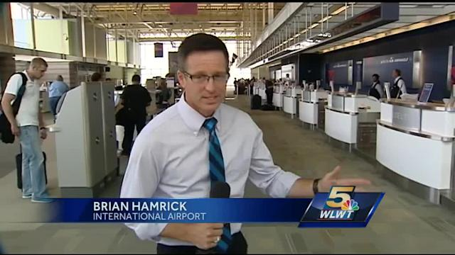 Plan could shuttle passengers from CVG to downtown via train