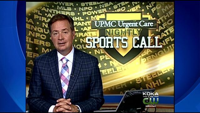 UPMC Urgent Care Nightly Sports Call: July 27, 2014 (Pt. 1)