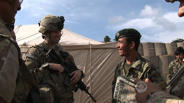 Are Afghan troops ready to take over?