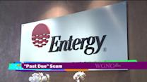 Entergy scam warning