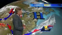 Maryland's Thursday night weather forecast
