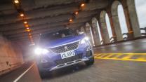 法式運動休旅 強勢登台 Peugeot 3008 SUV GT Grip Control