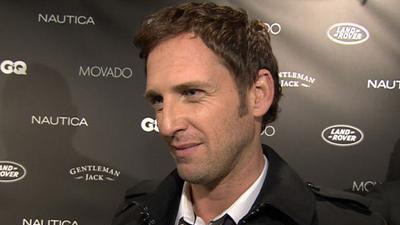 Josh Lucas Comes Out For 2011 GQ's Gentlemen's Ball