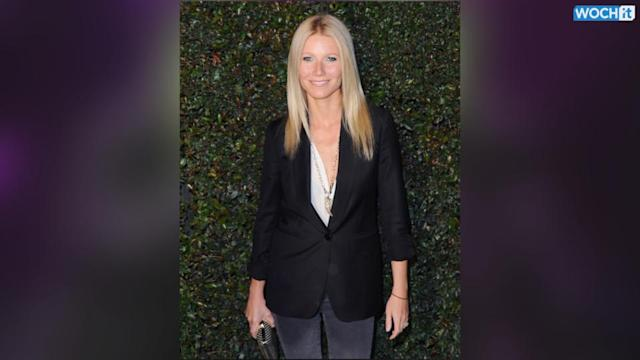 Gwyneth Paltrow Has 'Super-Classy Yard Sale' For Charity, Crashes Goop's Site