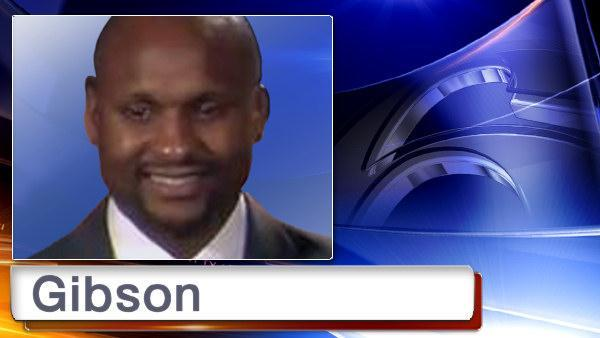 Corbett's son-in-law, Gerald Gibson, suspended without pay