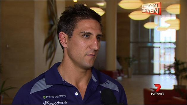 Pavlich out for weeks