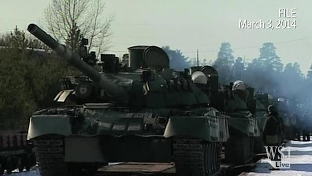 Is Russia Preparing to Invade Ukraine?