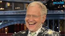 Letterman Fans Go... Dumpster Diving?