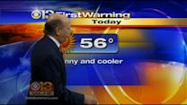 Marty Bass Has Your Wednesday Morning Weather