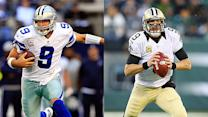 Romo vs Brees - Who will have the bigger night?