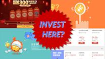 Investment Apps Take Off in China