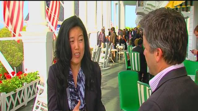 INTERVIEW: Education reformer Michelle Rhee on importance of public education to economy