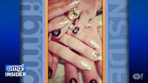 Kelly Osbourne Shows Off Engagement Ring After Father-Daughter Manicure Time With Ozzy