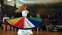 Nicole McLaren Sets New World Record for 'Whirling'