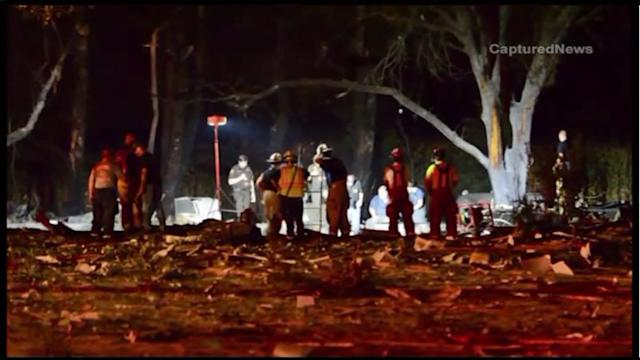 House Sitter Killed in Massive Home Explosion