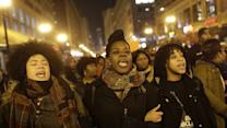 The New York Times - Protests in Chicago After Video Release