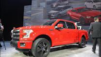 Ford Is Doubling Down on Domestic Plants