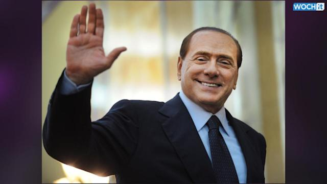 Berlusconi May Serve Tax Fraud Sentence Caring For The Elderly