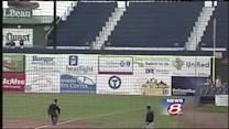Sea Dogs rally past Fisher Cats on Tuesday