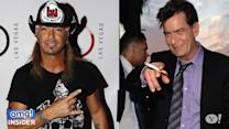 That One Time Bret Michaels and Charlie Sheen Destroyed a Hotel Room