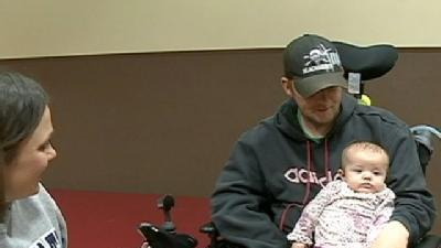 Paralyzed Man Can't Find Housing