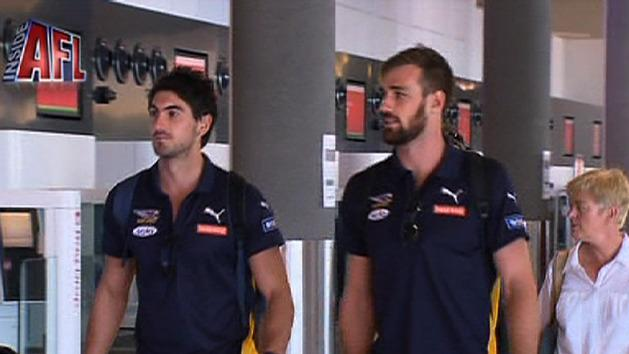 West Coast's Rosa ruled out