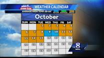 Expect mild, mostly cloudy conditions today