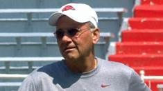 2010 Razorback Fall Camp: Day 4