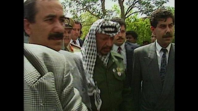 PLO official urges global probe into Arafat 'killing'