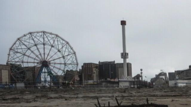 Coney Island Reopens for First Time Since Superstorm Sandy
