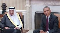 Obama, Saudi King Talk Yemen, Syria