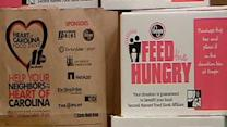 Food drive makes sure no one goes hungry