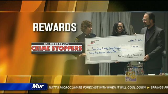 Who gets those rewards offered by Crime Stoppers?