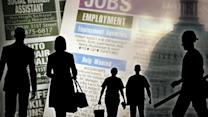 How are the long-term unemployed fairing?