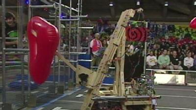 Robotics Competition Preps Teens For Future