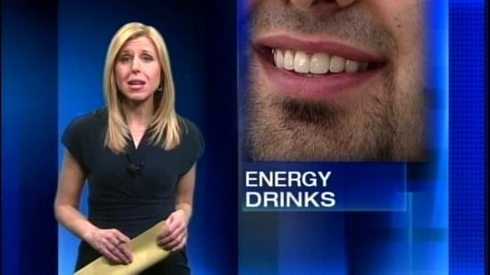 Study: Energy drink as bad for teeth as soda