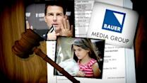 Tom Cruise Sues Publisher Over Abandoned Daughter Claim