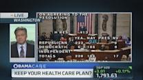 'Keep Your Health Plan' Act vote