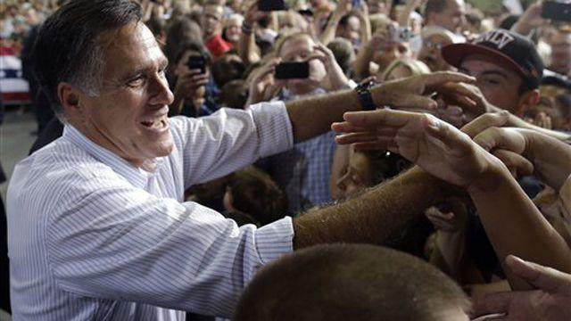 Silver lining in the polls for Romney?