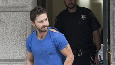 Raw: Shia LaBeouf Released After NYC Arrest