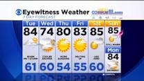 Katie's Tuesday Morning Forecast: May 5, 2015